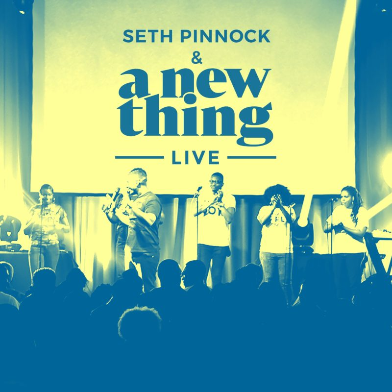 A New Thing Live