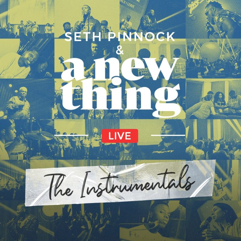 Seth Pinnock & A New Thing - A New Thing Live! (The Instrumentals)